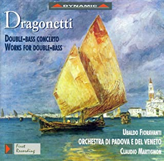 Dragonetti: Double Bass Concerto / Works for Double Bass