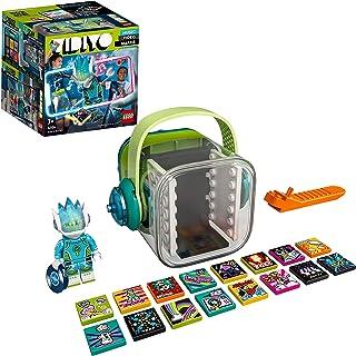 LEGO VIDIYO 43104 Alien DJ BeatBox (73 elementy) — zachęć dzieci do tworzenia własnych teledysków i występowania w nich