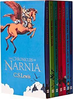 Chronicles Of Narnia - By C. S. Lewis