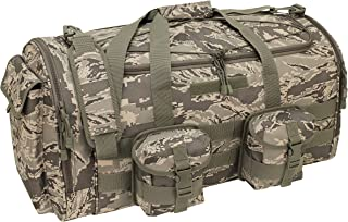 ABU Air Force Camo Commander Duffle Bag