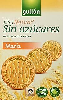 Gullón Maria Diet Nature Galleta Desayuno y Merienda sin Azúcares Añadidos - 400 gr
