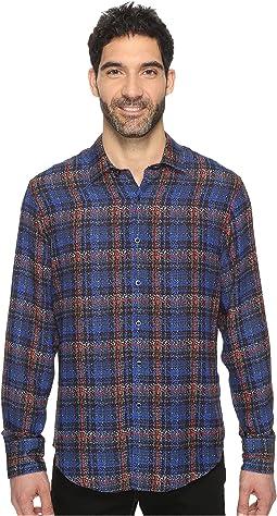Concordia Long Sleeve Woven Shirt