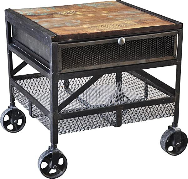 Porter Designs FC 23134 Lalit End Table