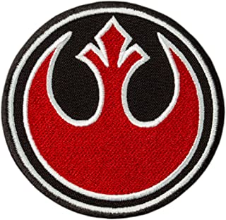X-Wing Symbol punk patch Princess Leia Organa Empire Star Wars Patches Luke Skywalker Rebel Alliance Patch New Hope Han Solo