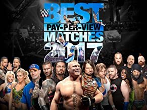Best PPV Matches of 2017