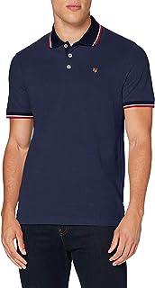Jack & Jones Men's Jprbluwin Polo Ss STS Shirt