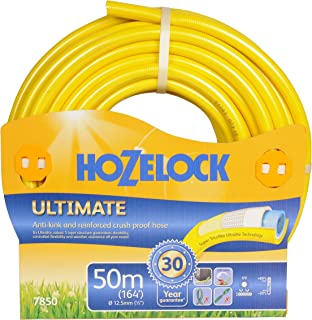 hozelock ultimate hose 50 m