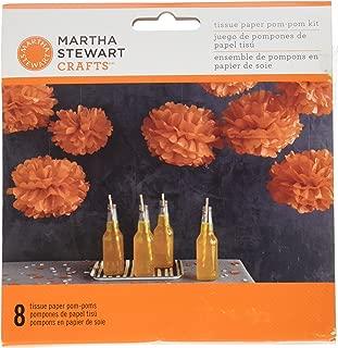 Martha Stewart Crafts Spooky Night Medium Pom Poms, 48-20449
