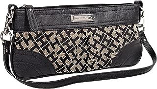 Tommy Hilfiger Leeds Small Clutch Shoulder Handbag