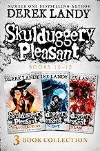 Skulduggery Pleasant: Books 10 - 12