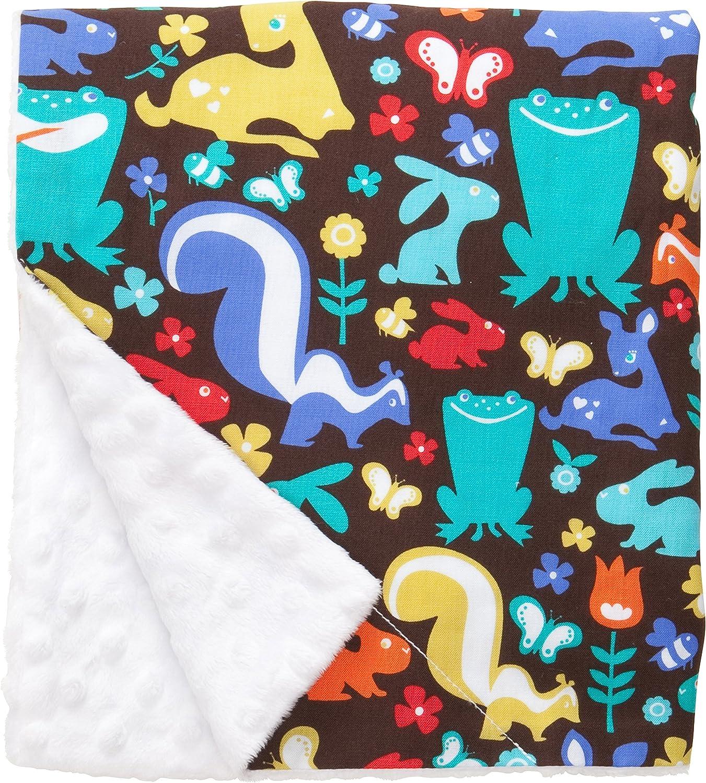 Original Baby Elephant Ears Minky Girls 賜物 Boys Blanket-Soft 5☆好評