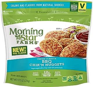 Morningstar Farms Bbq Chik'n Nuggets, 9.7 Oz