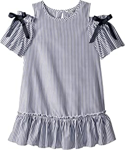 Nancy Cold Shoulder Dress (Big Kids)