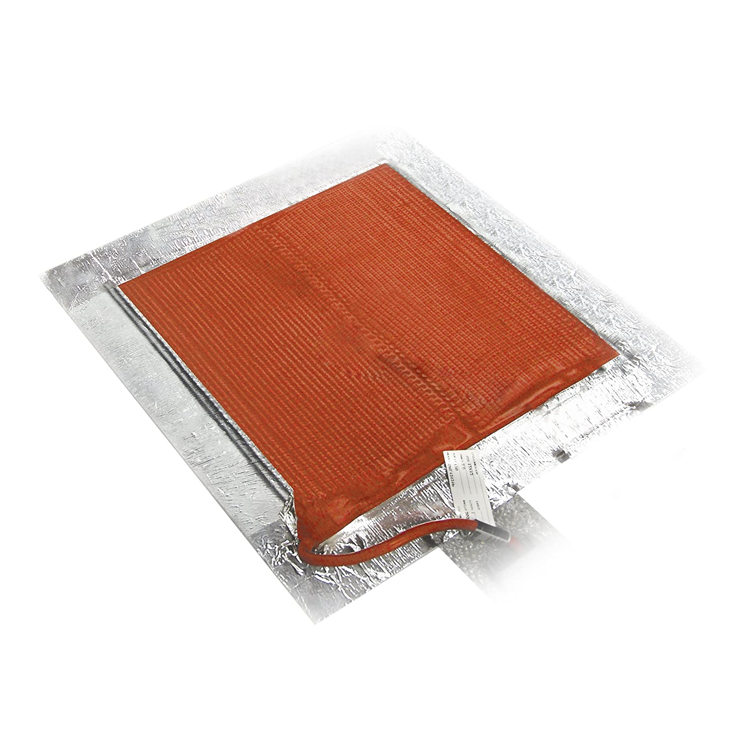 BriskHeat SRL12121P SRL Silicone Rubber Blanket Year-end annual account Luxury goods With Heating Pre