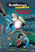 The Secret of Bosco Bay (Hello Neighbor: Graphic Novel #1) (1)