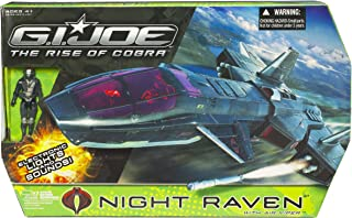 Gi Joe Movie 3.75 Echo Vehicle Night Raven with Air Viper