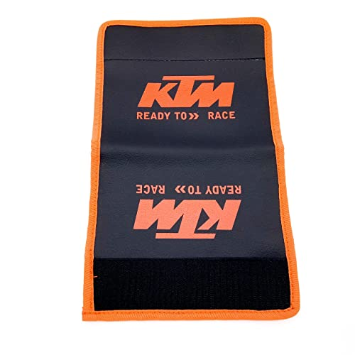 MOTOCRAZE KTM Duke 200/250 / 390 RC 200/390 Monoshock Rear Shock Absorber Cover (Type - Orange)