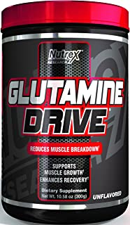 Nutrex Research Glutamine Drive Supplement, 300 Gram
