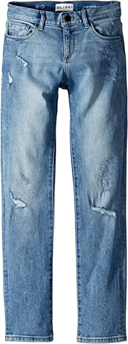 DL1961 Kids - Brady Slim Jeans in Rebel (Big Kids)