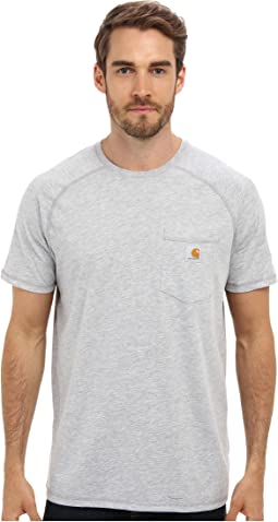 Carhartt - Force® Cotton Delmont Short-Sleeve T-Shirt