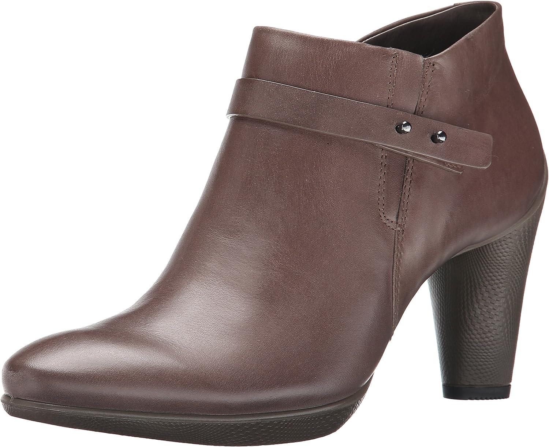 Ecco Footwear Womens Sculptured 75 Zip Shootie Boot