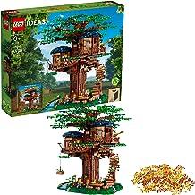 LEGO Ideas 21318 Tree House Building Kit (3,036 Pieces)