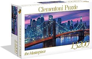 Clementoni - 38009.1 - Puzzle - New York - 13200 Pièces