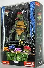 Teenage Mutant Ninja Turtles 90's Movie Raphael 6.5-inch Action Figure by NECA Reel Toys 2019 GameStop Exclusive …