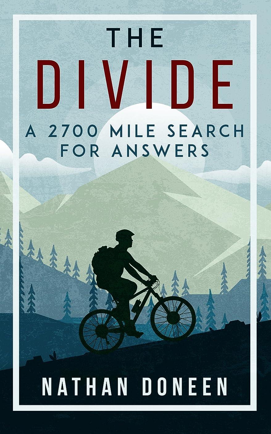 手伝うウェーハネックレットThe Divide: A 2700 Mile Search For Answers (English Edition)