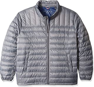 df150937f3 Tommy Hilfiger Men s Packable Down Jacket (Regular and Big   Tall ...
