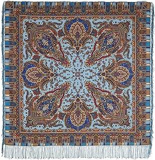 Pavlovo Posad Russian Shawl Pashmina Scarf Wrap Wool