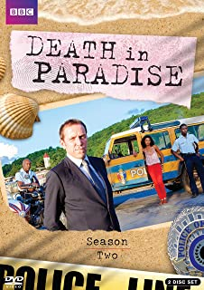 Death in Paradise: S2 (DVD)