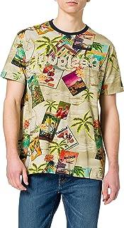 Desigual Men's TS_Caton T-Shirt
