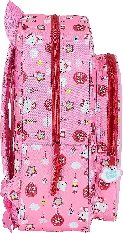 - M273 Rose Safta Mini sac /à dos. rose clair