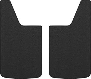 Luverne Truck Equipment 251023 Universal 12 x 23-Inch Textured Rubber Mud Guards