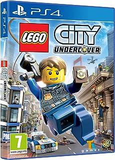 Sony LEGO City Undercover, Playstation 4 Básico PlayStation 4 Inglés vídeo - Juego (Playstation 4, PlayStation 4, Acción / Aventura, RP (Clasificación pendiente))