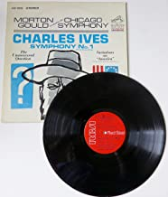 Charles Ives: Symphony No. 1 / The Unanswered Question / Variations on America