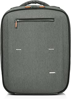 Cocoon Innovations MCP3402GF Graphite 15 Backpack with Built-in Grid-IT! Accessory Organizer (Graphite Gray)