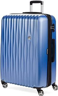 "7272 27"" Energie Hardside Polycarbonate Spinner Luggage - Periwinkle"