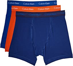 Calvin Klein Underwear - Cotton Stretch Boxer Brief 3-Pack NU2666