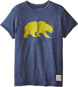 The Original Retro Brand Kids - Cal Bears Short Sleeve Tee (Big Kids)