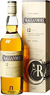 Cragganmore 12 Jahre Speyside Single Malt Scotch Whisky 1 x 0.7 l