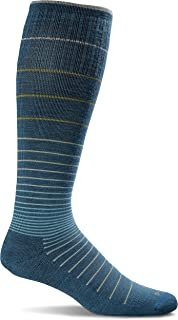 Sockwell Women's Circulator Graduated Compression Socks-Ideal for-Travel-Sports-Nurses-Reduces Swelling
