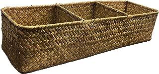 Best long narrow woven baskets Reviews