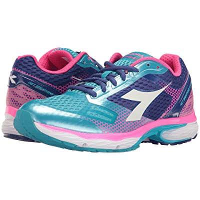 Diadora N-6100-4 (Atollo Sky Blue/White) Women