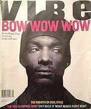 ULTRA RARE Premiere Issue Vibe Magazine: Hip-Hop Legend Snoop Dog, Volume 1, Number 1 (September 1993)