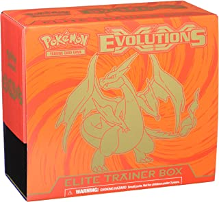Pokemon TCG: XY Evolutions Charizard Elite Trainer Box