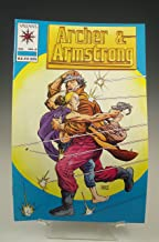 ARCHER & ARMSTRONG #0 VALIANT COMIC BOOK 1992