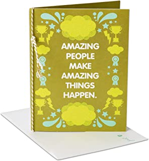 American Greetings Congratulations Card (Amazing Things)