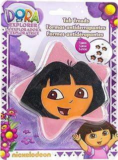 Nickelodeon Dora The Explorer Bath Tub Treads, 5 Pack
